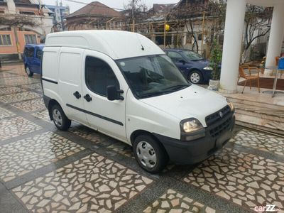 second-hand Fiat Doblò 1.9d 150000km Reali Carte Service