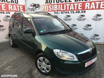 second-hand Skoda Roomster 2011-EURO 5-Benzina-Posibilitate RATE-