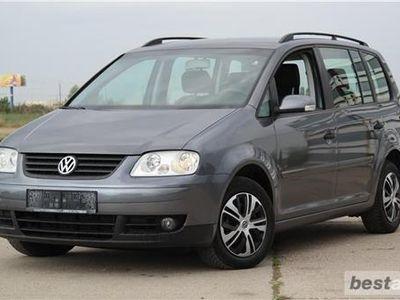 used VW Touran 1.9 TDI Diesel, an 2006