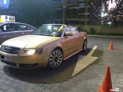 second-hand Audi A4 Cabriolet - 2003 - // 2.5 Diesel - Full Option