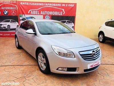 second-hand Opel Insignia 2.0 CDTi 160 Cp An 2013 Deosebit Adusa Azi
