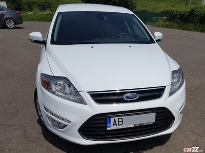 second-hand Ford Mondeo 2014 140CP