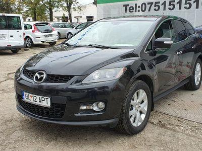 second-hand Mazda CX-7 2.3Benzina+GPL,4x4,2008,260CP,Finantare Rate
