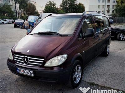 second-hand Mercedes Vito 2004 - 2.2 cdi - 6locuri + marfa - Acte la zi