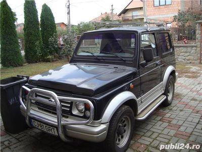 used Suzuki Samurai