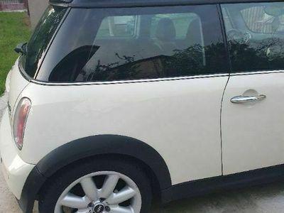 second-hand Mini Cooper S
