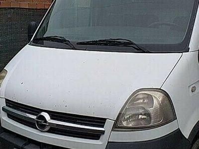 second-hand Opel Movano 1.9