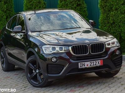 second-hand BMW X4 xDrive20d