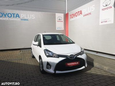 second-hand Toyota Yaris 1.0