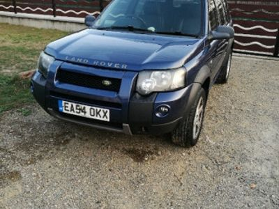 second-hand Land Rover Freelander 2.0 td4 bmw