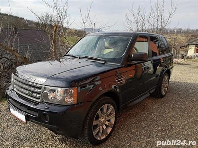 used Land Rover Range Rover Sport 2,7 TD,V6, An 2007