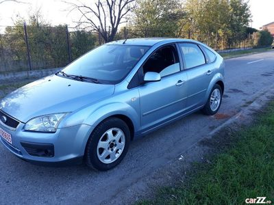 second-hand Ford Focus 1.6 TDCi Ghia 2006