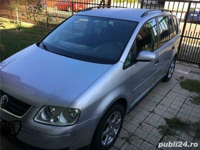 second-hand VW Touran 2007 - 1.9TDI - 105CP - EURO 4 - Motor BRU