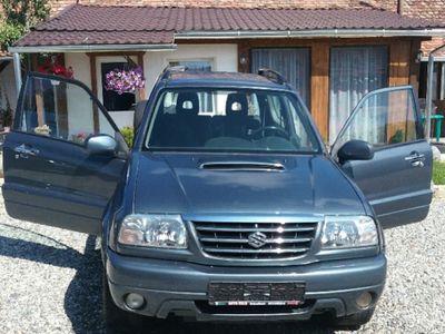 second-hand Suzuki Vitara grande2.0 diesel