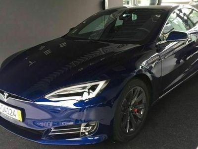 second-hand Tesla Model S P100D