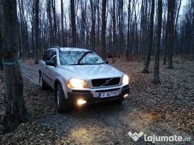 second-hand Volvo XC90 2.4 volan dreapta