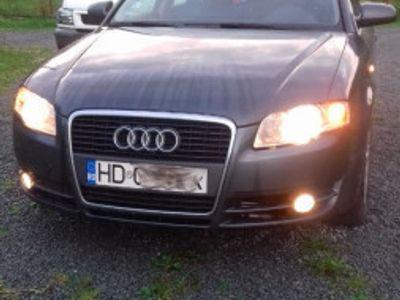 second-hand Audi A4 2.0 TDI