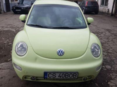second-hand VW Beetle 1.9tdi alh
