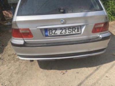 second-hand BMW 318 d schimb cu aur