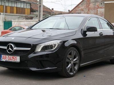 second-hand Mercedes CLA220 2.2 CDI Diesel, an 2013
