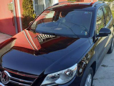 second-hand VW Tiguan - super