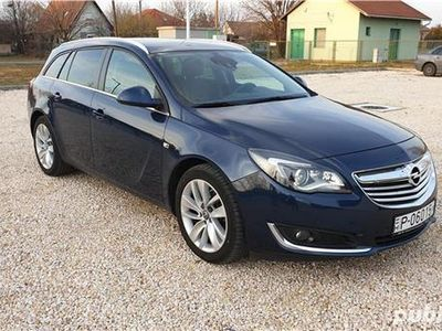 second-hand Opel Insignia 2,0D Full Automata 18.000Km