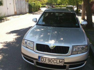 second-hand Skoda Superb 2007 2,0 Diesel 3500 Euro