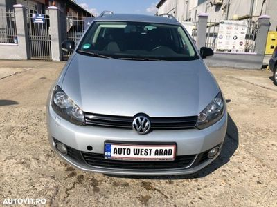 second-hand VW Golf VI