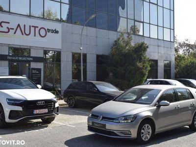 second-hand VW Golf VII din 2018