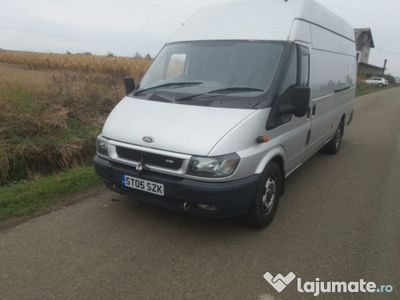 second-hand Ford Transit motor 2.4