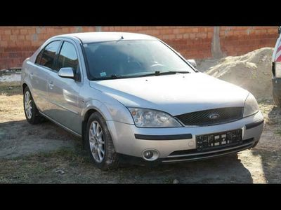 second-hand Ford Mondeo - an 2001, 1.8 Tdci (Diesel),