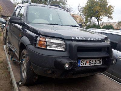 second-hand Land Rover Freelander 2.0 diesel