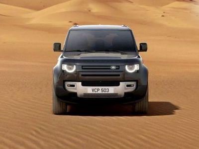 second-hand Land Rover Defender 3.0L
