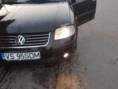second-hand VW Passat 2003
