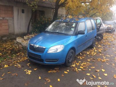 second-hand Skoda Roomster 1.4d