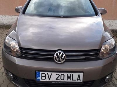 second-hand VW Golf Plus 2009
