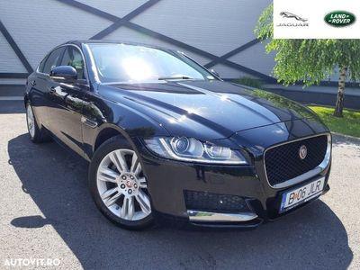 second-hand Jaguar XF Saloon