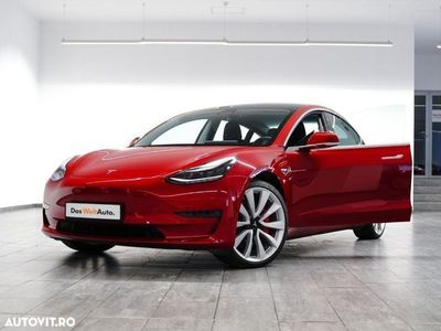 second-hand Tesla Model 3 Performance