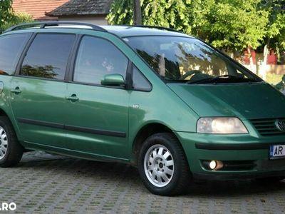 second-hand VW Sharan 1.9TDI