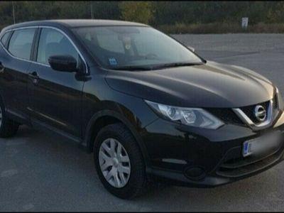 second-hand Nissan Qashqai 42.000 km - Proprietar