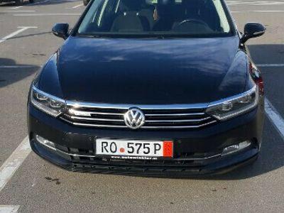 second-hand VW Passat 2017