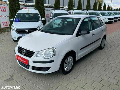 second-hand VW Polo 1.2