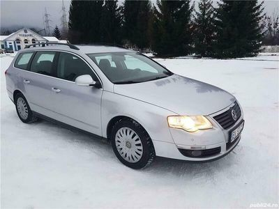 second-hand VW Passat 2.0TDI