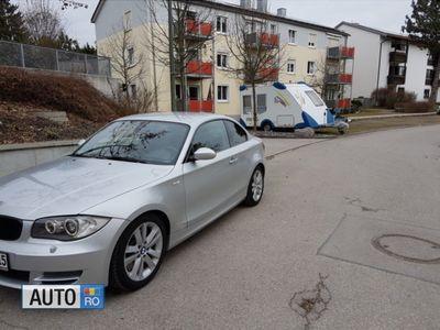 second-hand BMW 123 Coupé d 204 ps tuv nou 190000