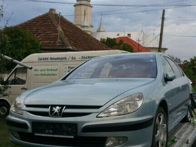 second-hand Peugeot 607 2.2hdi 2002