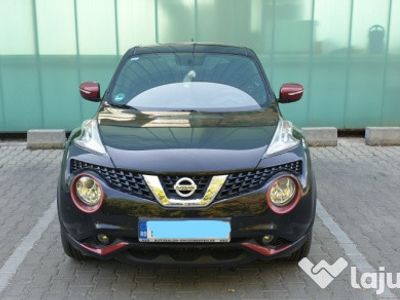 second-hand Nissan Juke cu Trapa Electrica
