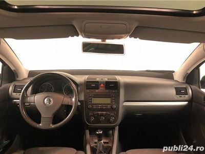 second-hand VW Golf V motor 1.9 Tdi cu 105 CP