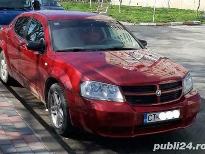 second-hand Dodge Avenger 2.0