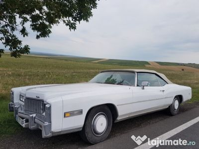 second-hand Cadillac Eldorado 1976