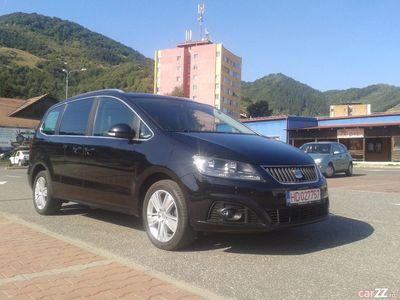 second-hand Seat Alhambra 7 locuri 2014 DSG automata inmatr RO